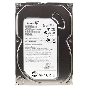 Hard Drive Barracuda 3.5 inch Seagate 250GB SATA