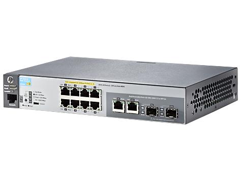 HP 2530-8-PoE+ Switch J9780A