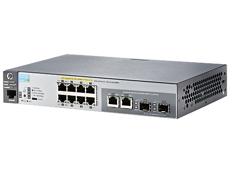 HP 2530-8G-PoE+ Switch J9774A