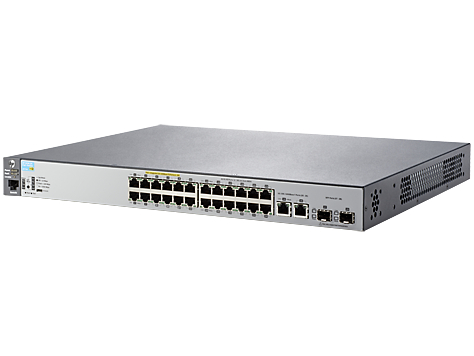 HP 2530-24-PoE+ Switch J9779A