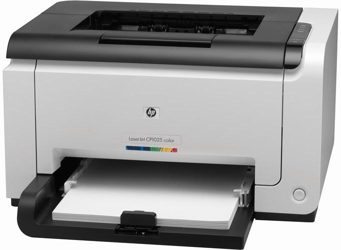 Máy in Laser màu HP LaserJet Pro CP1025