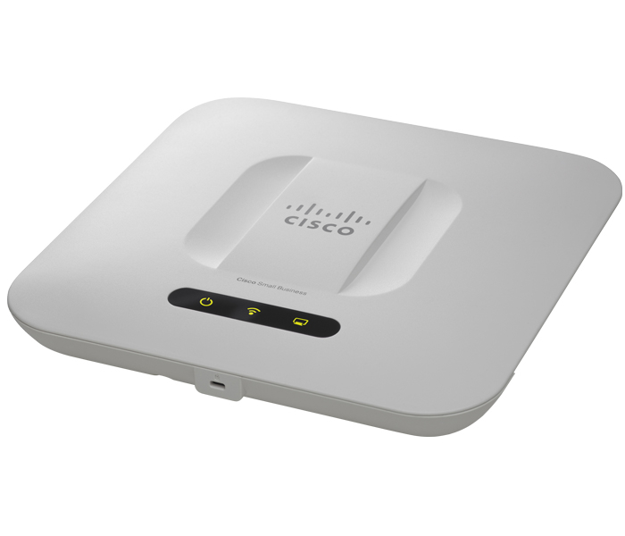 Wireless-N Dual Radio Access Point Cisco WAP561