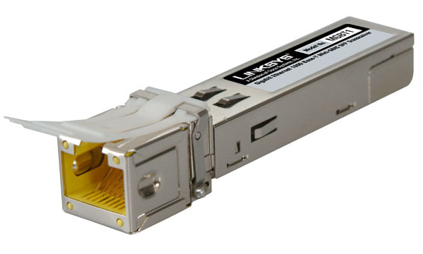 1000BASE-T Mini-GBIC SFP Transceiver Cisco MGBT1