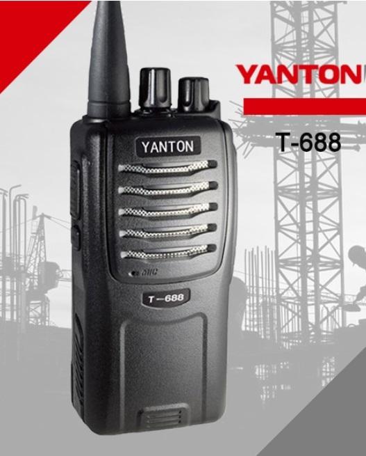 MÁY BỘ ĐÀM YANTON T-688 VHF