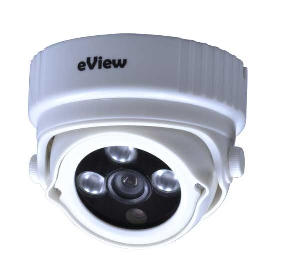 Camera IP Dome hồng ngoại eView PL603N10