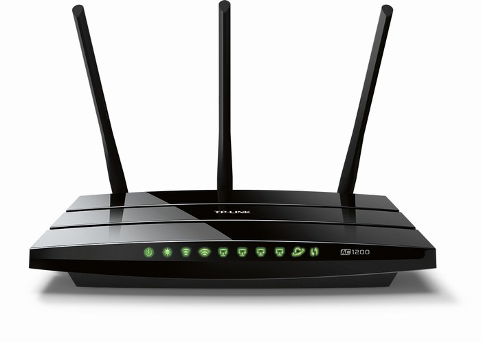 AC1200 Wireless Dual Band Gigabit Router TP-LINK Archer C5