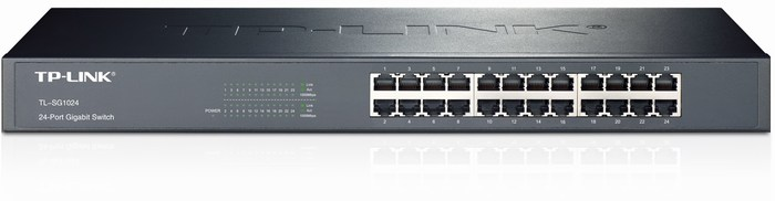 24-Port Gigabit Rackmount Switch TP-LINK TL-SG1024