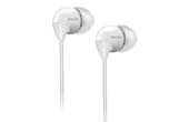 Tai nghe PHILIPS | Tai nghe In-Ear Headphones Philips SHE3590WT