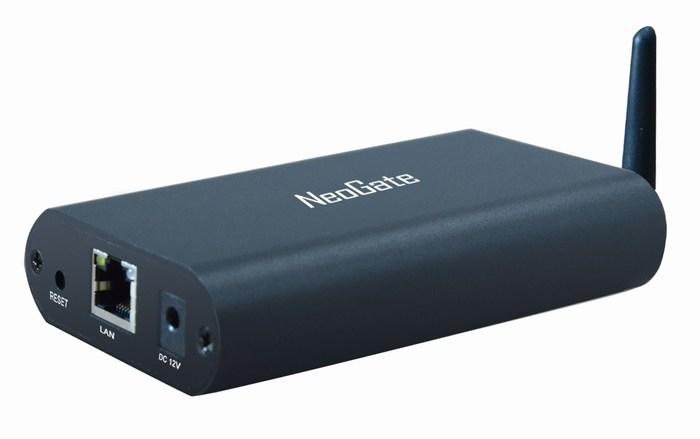Thiết bị mạng GSM 1 kênh SIM di động Yeastar TG100