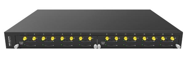Thiết bị mạng GSM 16 kênh SIM di động Yeastar TG1600
