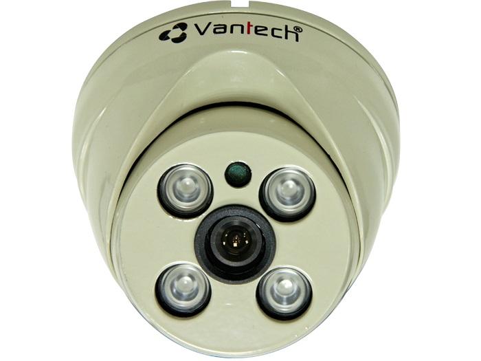 Camera AHD Dome hồng ngoại VANTECH VP-223AHDM - 137257
