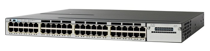 Switch CISCO Catalyst 3750 WS-C3750X-48T-E