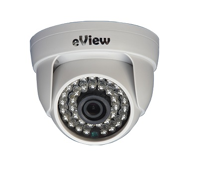 Camera IP Dome hồng ngoại eView IRD2936N20