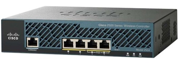 Wireless Controller 2500 CISCO AIR-CT2504-5-K9