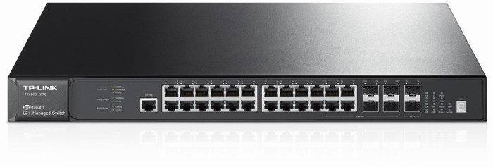 28-Port Gigabit Switch TP-LINK T2700G-28TQ