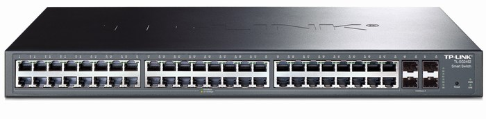 48-Port + 4 Slot SFP Gigabit Smart Switch TP-LINK TL-SG2452