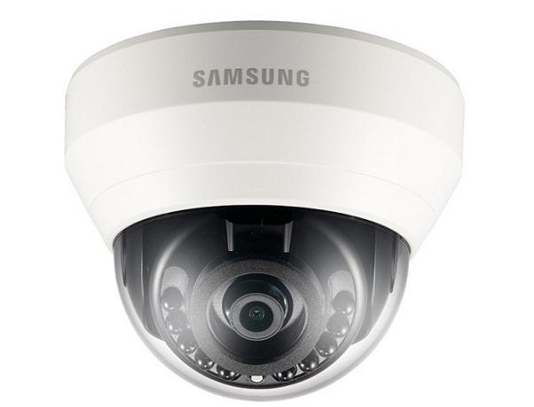 Camera IP Dome hồng ngoại 2.0 Megapixel SAMSUNGWISENET SND-L6013R/KAP