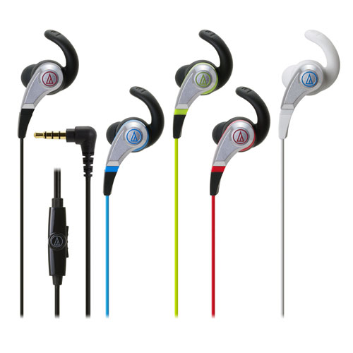 Tai nghe In-Ear HeadPhones Audio-technica ATH-CKX5iS