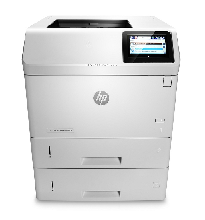 Máy in Laser HP LaserJet Enterprise M605x