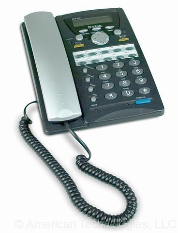 IP Telephone D-Link DPH-140S