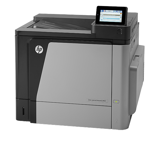 Máy in Laser màu HP LaserJet Enterprise Color M651N