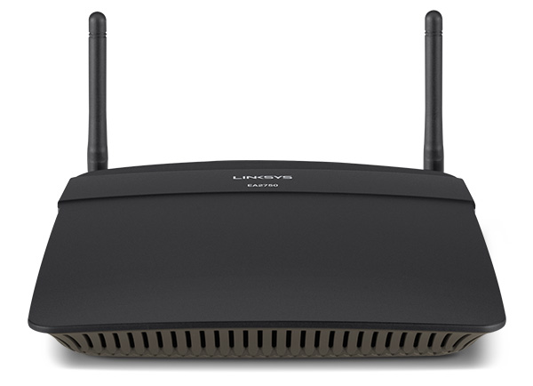 N600 Dual-Band Smart Wifi Wireless router LINKSYS EA2750