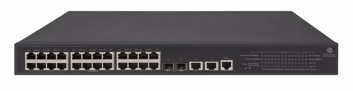 HP 1950-24G-2SFP+-2XGT Switch JG960A