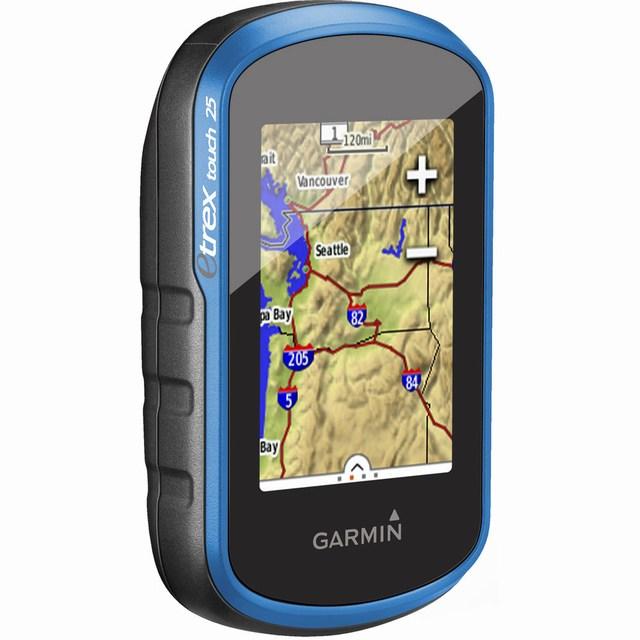 Kết quả hình ảnh cho GPS Garmin eTrex Touch 25