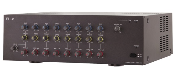 Mixer Amplifier 240W TOA A-2248S