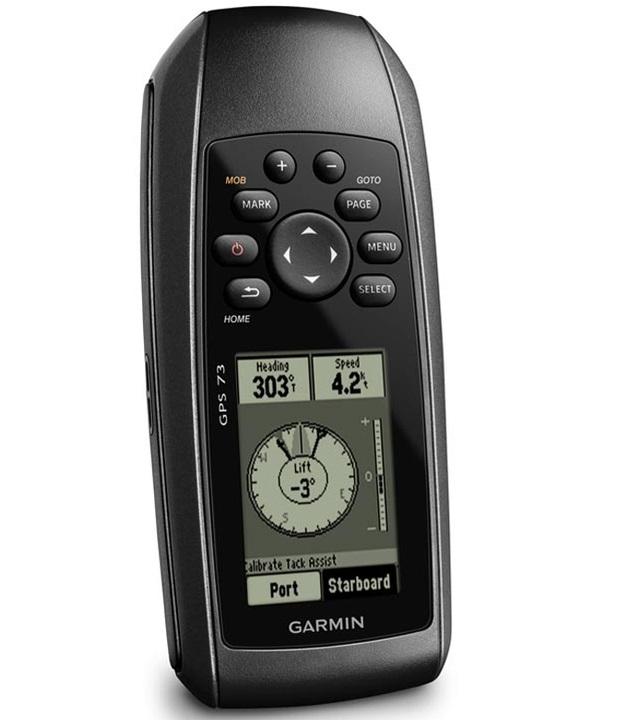 Kết quả hình ảnh cho GPS Garmin GPS 73