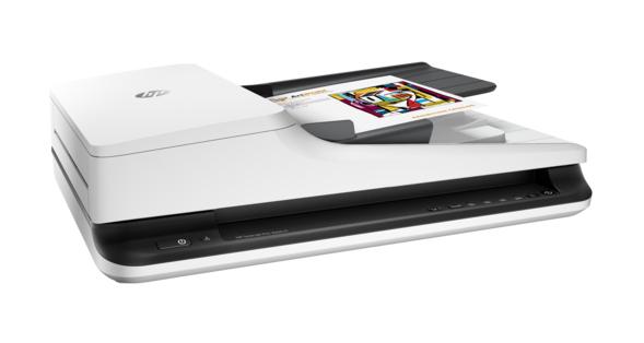 Máy quét 2 mặt Duplex HP ScanJet Pro 2500 f1
