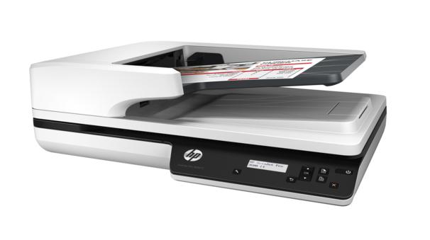 Máy quét 2 mặt Duplex HP ScanJet Pro 3500 f1