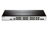 Thiết bị mạng D-Link | 26-Port Gigabit L2 Stackable Managed Switch D-Link DGS-3000-26TC
