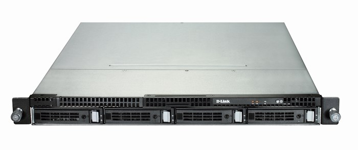 Pro 4-Bay 1U Rackmount Unified Storage D-Link DNS-1560-04