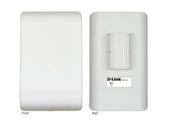 Wireless N Outdoor PoE Access Point D-Link DAP-3310