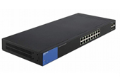 Thiết bị mạng LINKSYS | 18-Port Business Smart Gigabit Switch LINKSYS LGS318