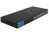 Thiết bị mạng LINKSYS | 26-Port Business Smart Gigabit Switch LINKSYS LGS326