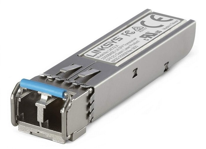 1000BASE-LX SFP TRANSCEIVER FOR BUSINESS LINKSYS LACGLX