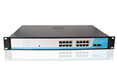 Switch PoE NETONE | 16-Port 10/100/1000Mbps PoE Switch NETONE NO-AFG-162F (260 Watt)