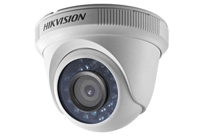 Camera HD-TVI Dome hồng ngoại 2.0 Megapixel HIKVISION DS-2CE56D0T-IR