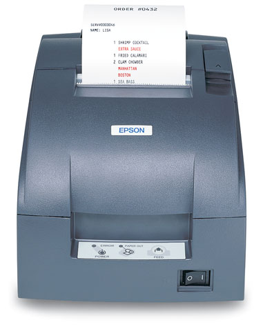 Máy in hóa đơn Bill Printer EPSON TM-U220 Type B