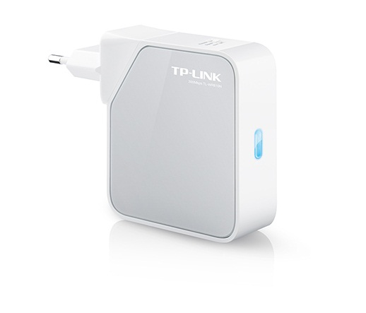 300Mbps WiFi Pocket Router/AP/TV Adapter/Repeater TP-LINK TL-WR810N