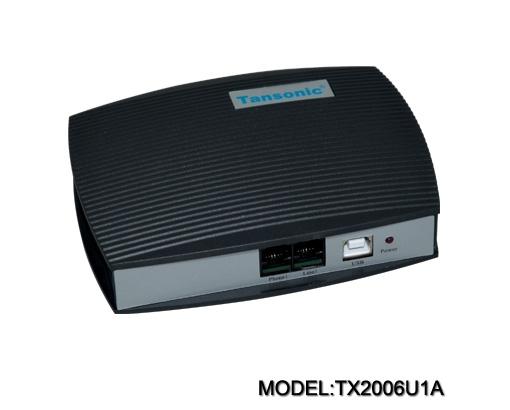 Máy ghi âm điện thoại 1 line TANSONIC TX2006U1A