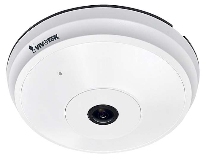 Camera IP Fisheye 12.0 Megapixel Vivotek FE8191
