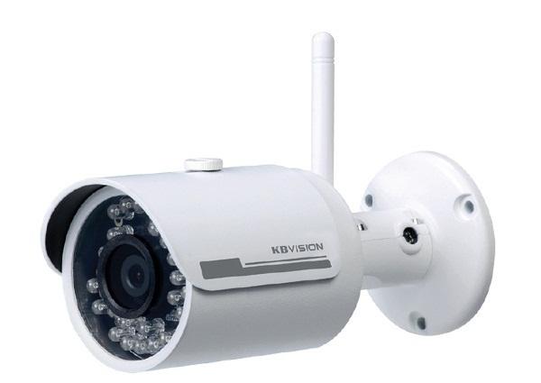 Camera IP không dây hồng ngoại 3.0 Megapixel KBVISION KHA-1030WD