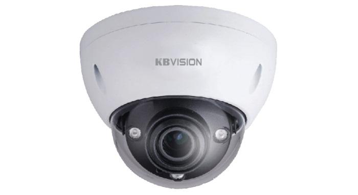 Camera IP Dome hồng ngoại 8.0 Megapixel KBVISION KX-8004MN