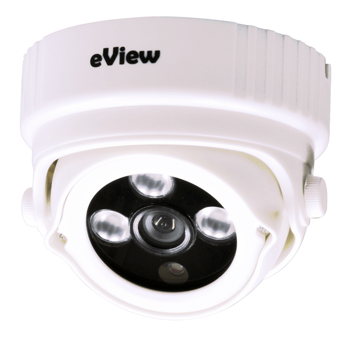 Camera IP Dome hồng ngoại eView PL603N20F