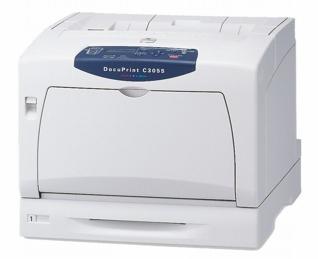 Máy in Laser màu A3 Fuji Xerox DocuPrint C3055DX