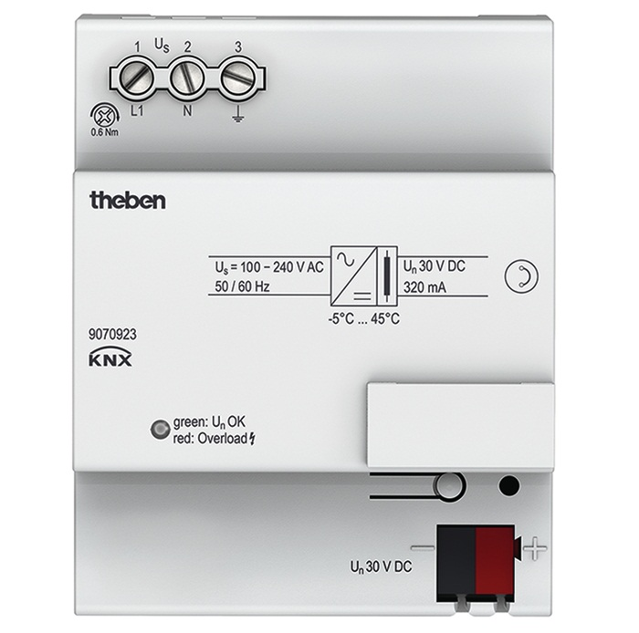 Power supply THEBEN 320 mA S KNX