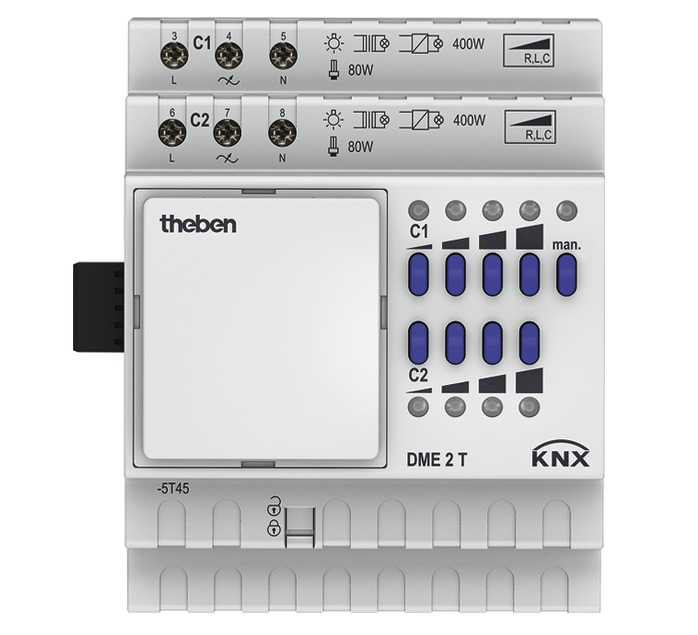 Actuator THEBEN DME 2 T KNX